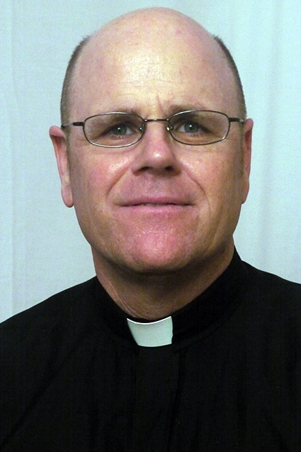 Father Joe Everson III, M.M.