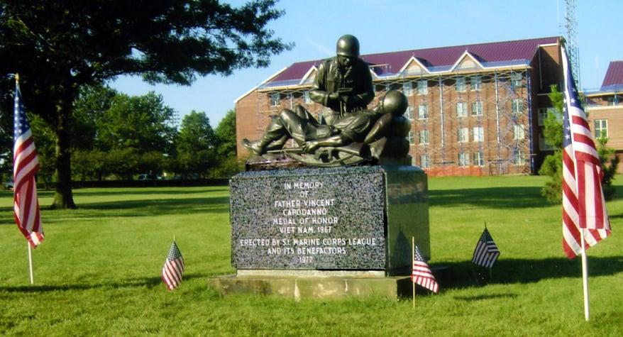 Father Vincent Capodanno, M.M. memorial