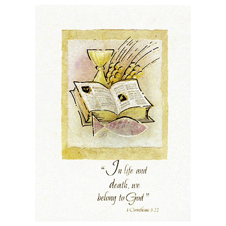 Mass Cards for Beloved Ones