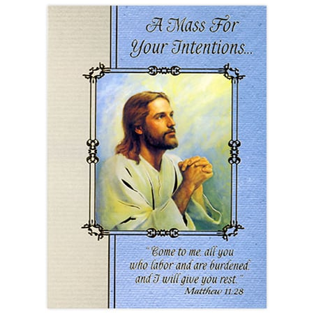 mass-cards-jesus-praying