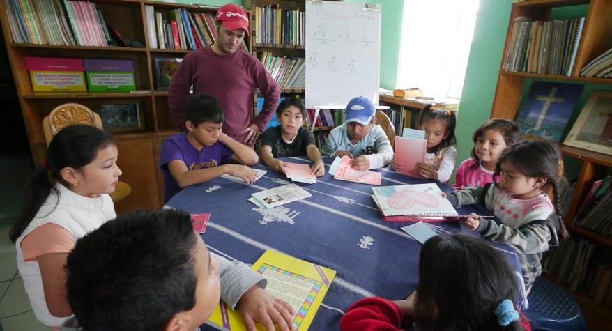 Caminando Por La Paz Project (Guatemala)