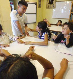 Proyecto Caminando Por La Paz (Guatemala)