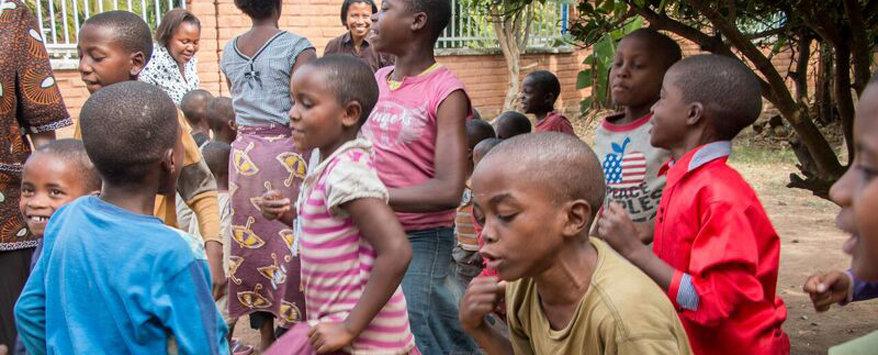 (Tanzania) Build a New Children's Social Hall
