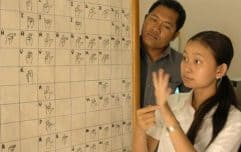 (Cambodia) Deaf Hostel Project