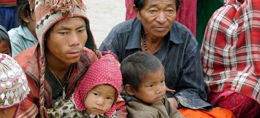(Nepal) Earthquake Relief and Human Development