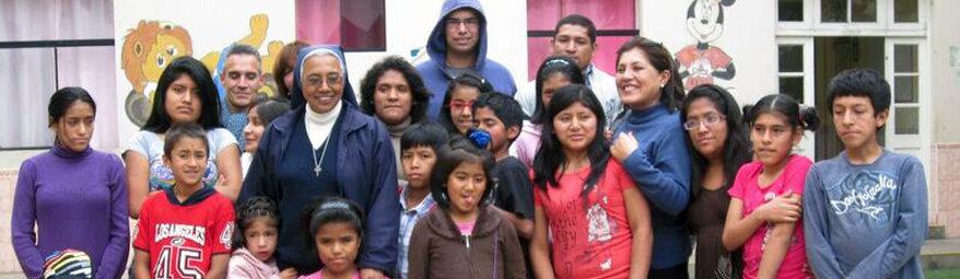 (Peru) AIDS Shelter