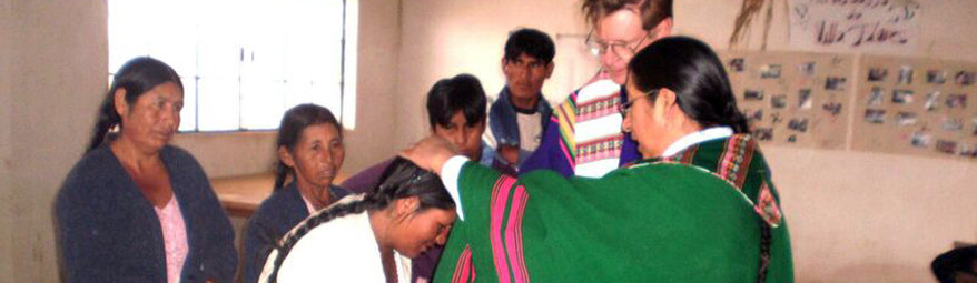 (Bolivia) Missionary/Vocational Orientation