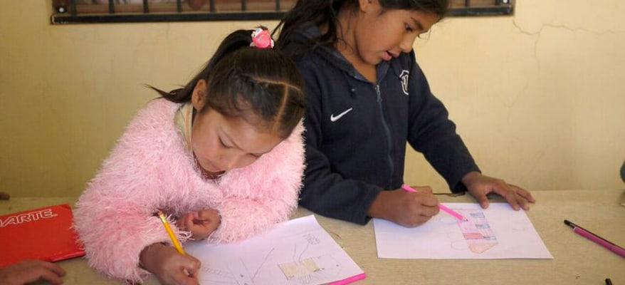 (Bolivia) School Tutoring