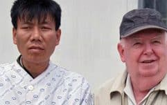 (North Korea) Tuberculosis Patient Ward