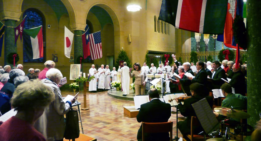Maryknoll Centennial Closing Mass