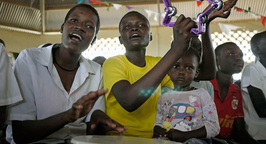 CNS Impressions on Missionaries (Kenya)