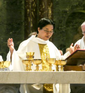 Father Dae Kim, M.M. ordination