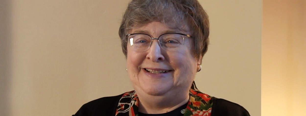 Sister Elizabeth A. Johnson, C.S.J.