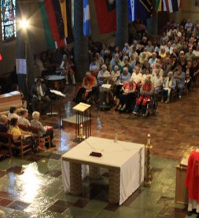 Foundation Day Mass 2011
