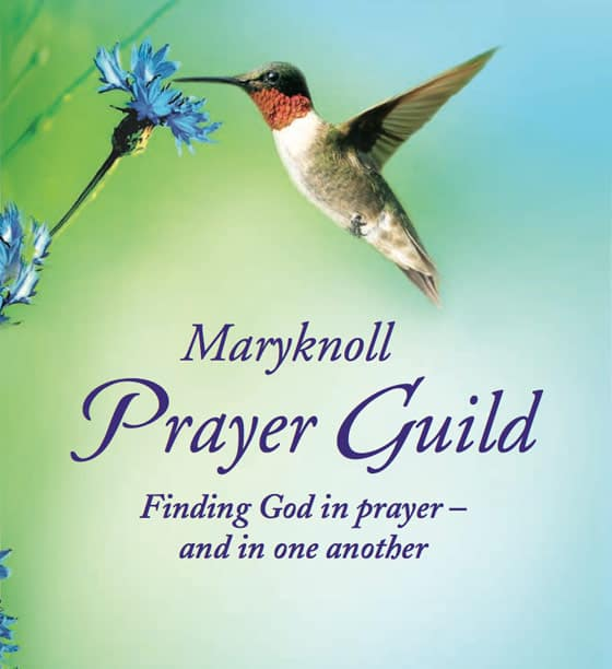 Join Us for the Maryknoll Prayer Guild