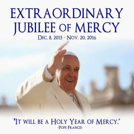 Pope Francis - Jubilee Year of Mercy