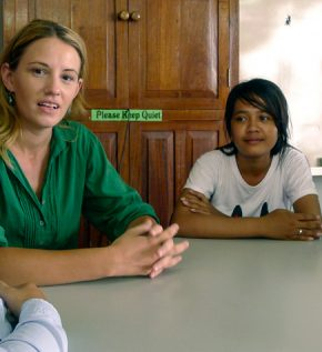 Lindsey Doucette (Cambodia)