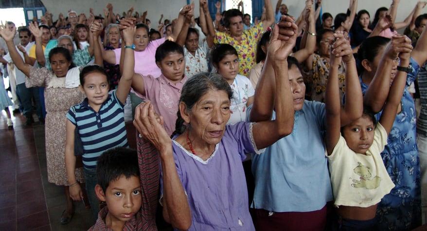 Photo meditation: Alleluia (Nicaragua)