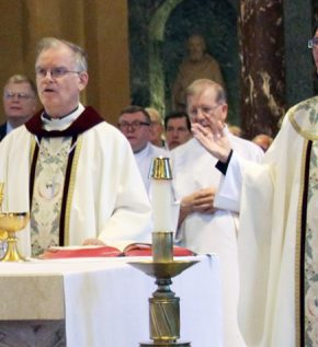 Father Shaun Crumb, M.M. ordination