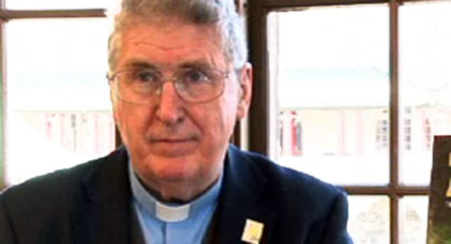 Father Sean McDonagh