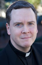 Father Matt Malone, S.J.