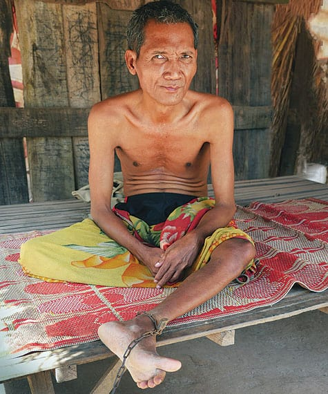 Free the Mentally Ill in Cambodia