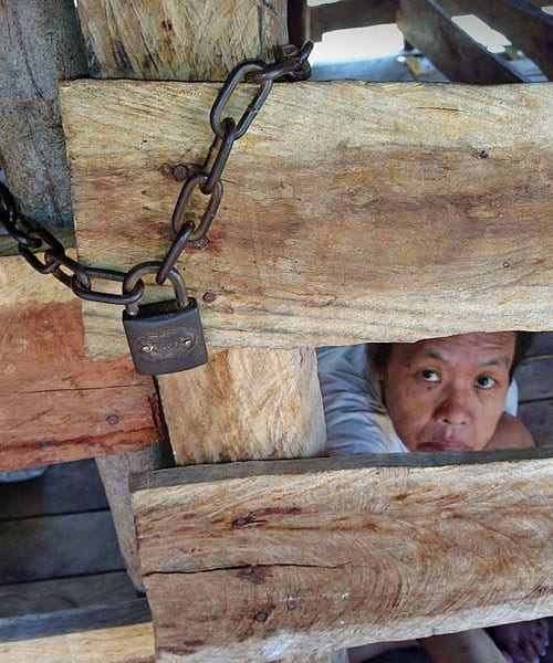 Help free the chained in Cambodia