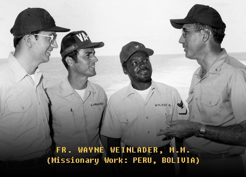 Fr. Wayne Weinlader, M.M.