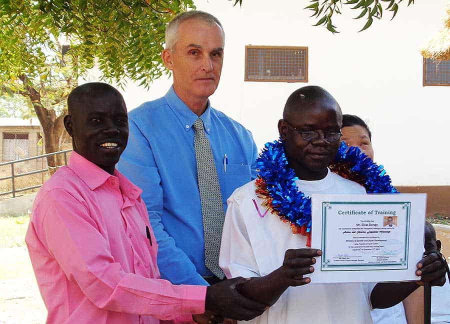 Eye care for the Poor in Sudan