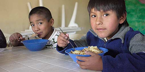Maryknoll Hunger Program in Chile