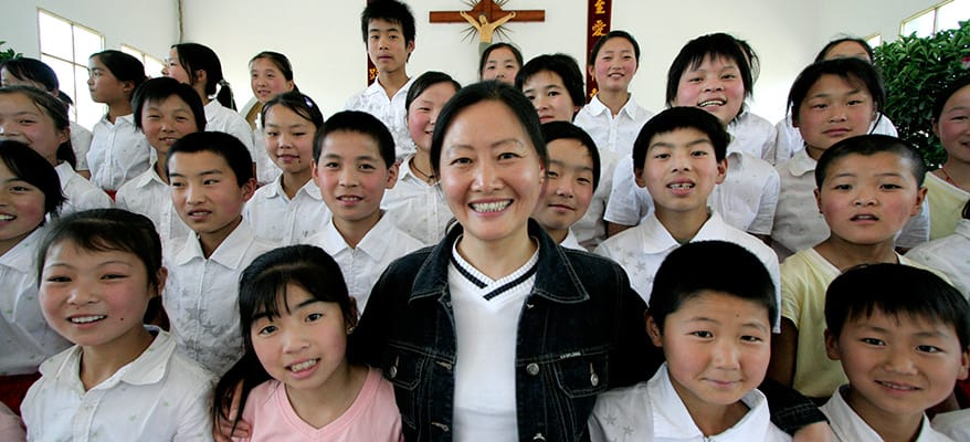 (Taiwan) Beatitudes Development Program