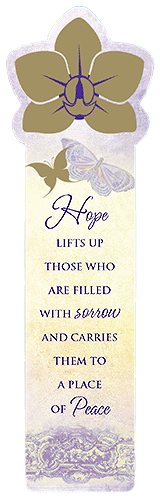 Spiritual Enrollment Bookmark