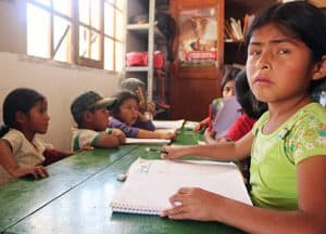 Children Tutoring (Bolivia)