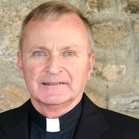Father Mike Snyder, Maryknoll Vocations, Among The People