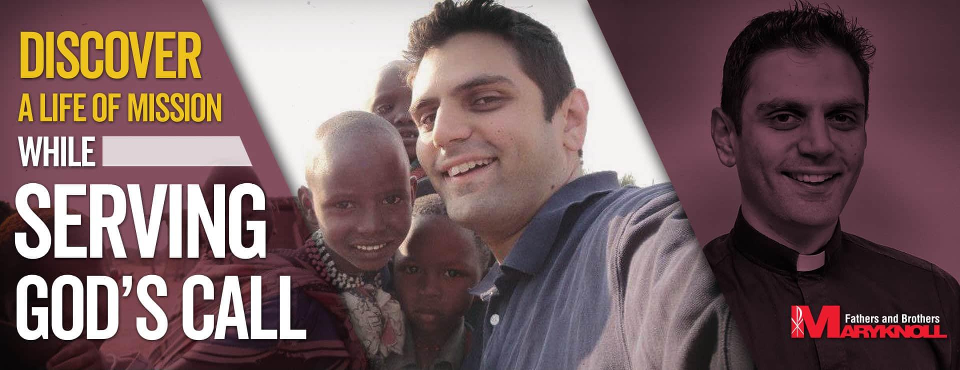 Vocation as an Overseas Missionary - Maryknoll