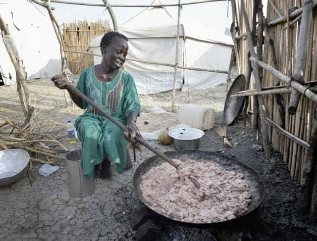 Food Assistance, Malakal