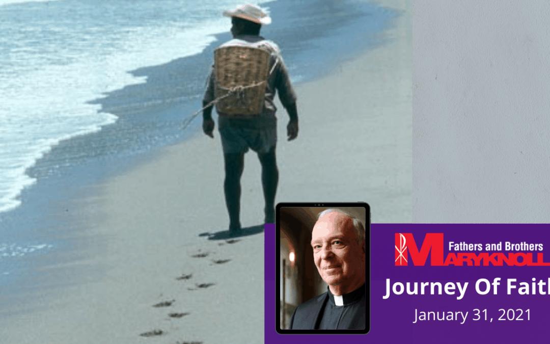 Journey of Faith, Psalm 95: 7-9, January 31, 2021