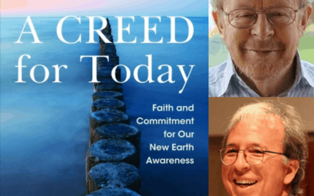 Donal Dorr, Author of A Creed for Today
